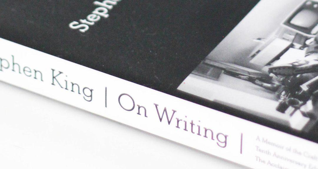 Joseph Grand, Stephen King y la primera frase